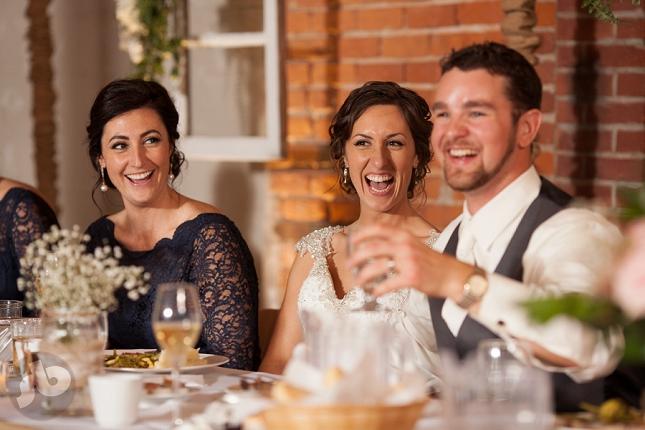 kingston wedding photographer - travis and morgan reception