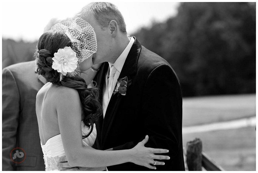 Adam and Jessica - Lanark ON Wedding Photography