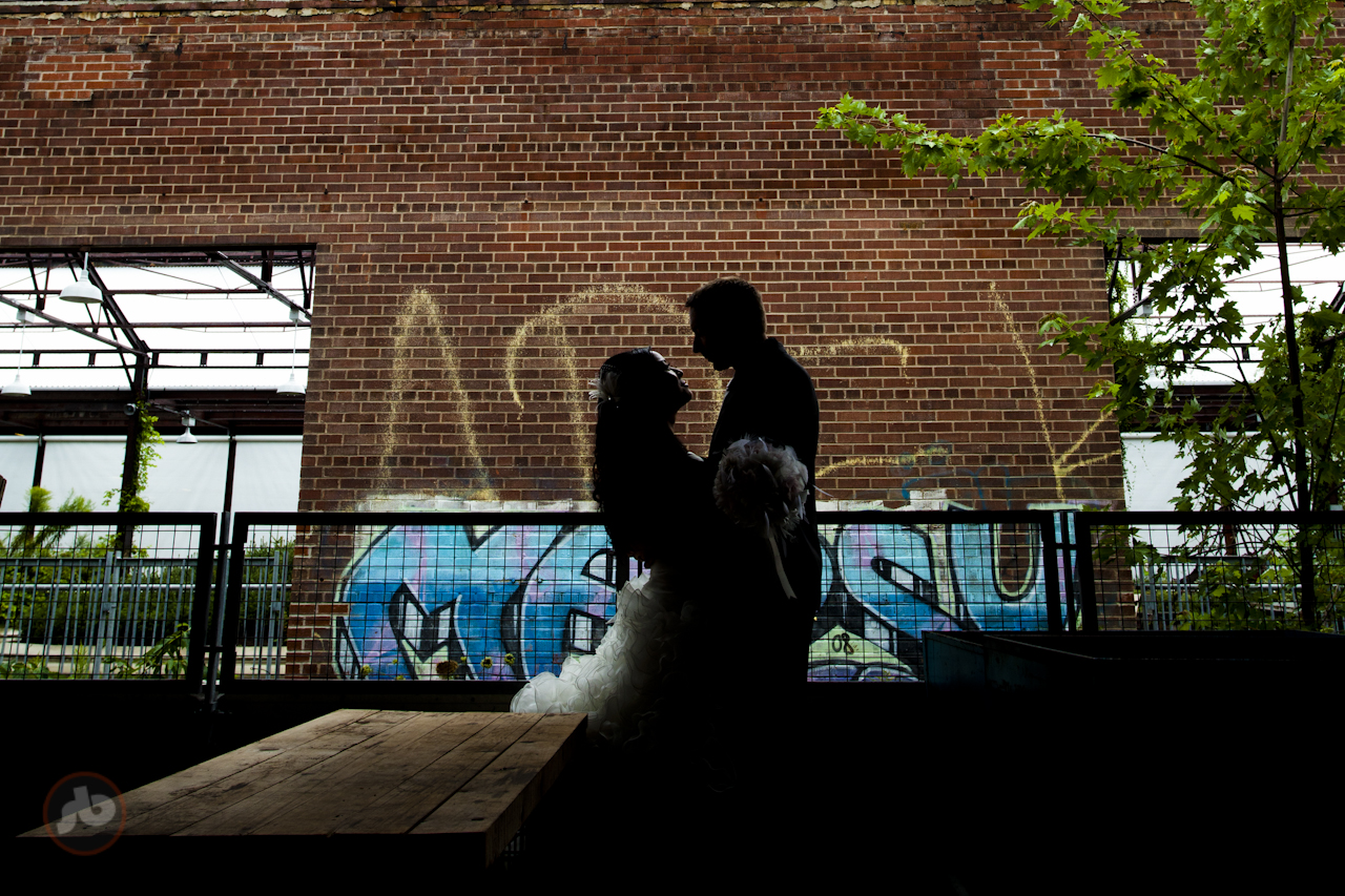 Thomas and Dorothy - Toronto Wedding Photography - Evergreen Brickworks