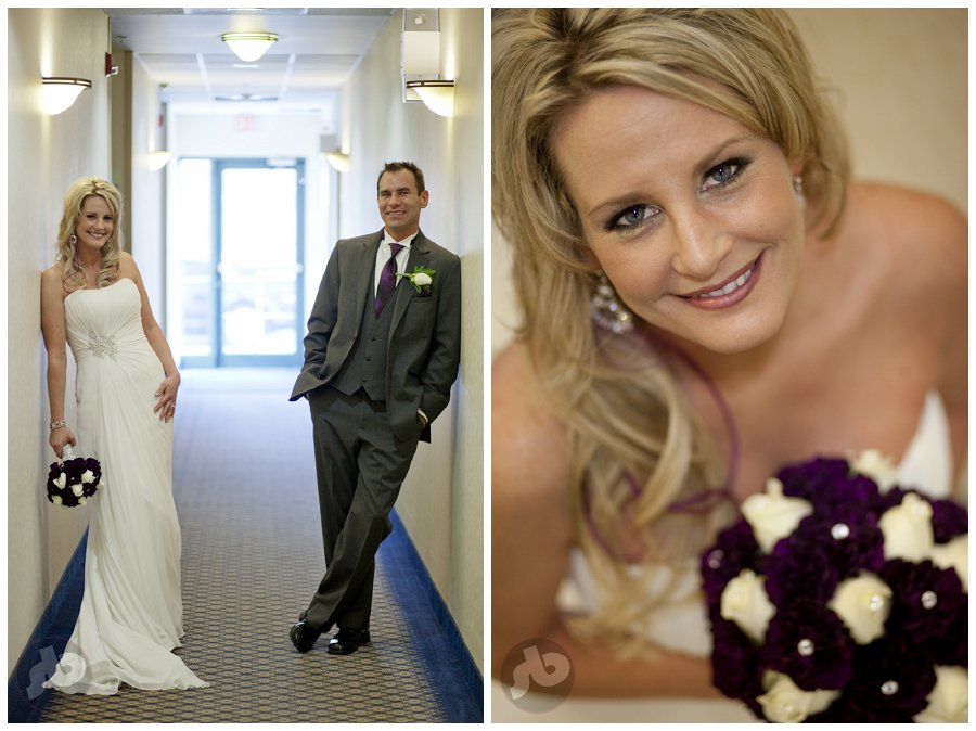 Dianna and Chris - Belleville ON Wedding Photography