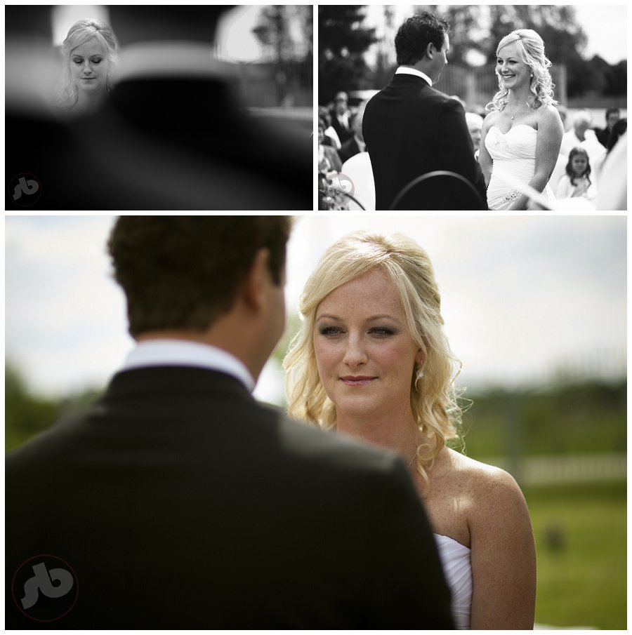 Matt and Sarah - Fergus Wedding Photography