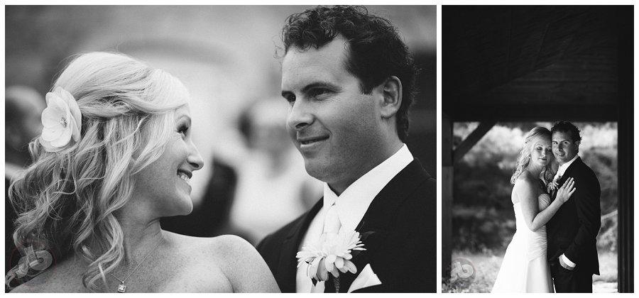 Matt and Sarah - Fergus Wedding Photography