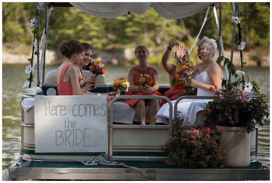 Meg and Todd - Napanee Wedding Photography
