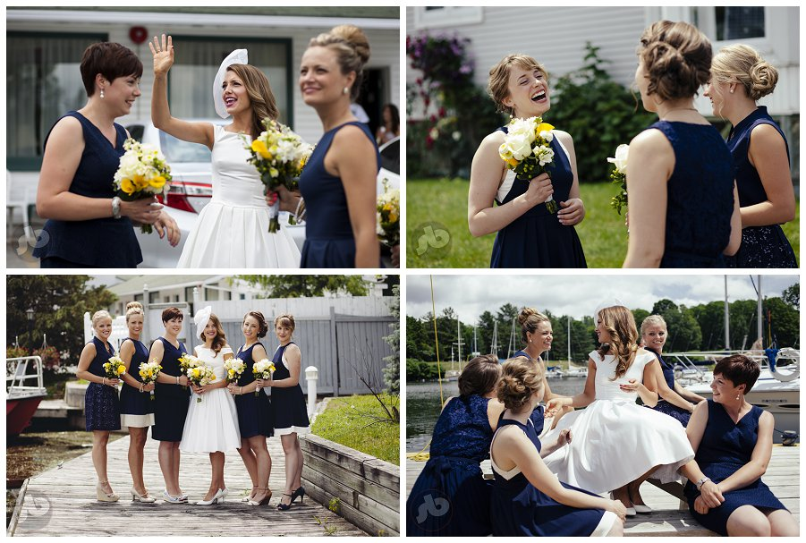 Jordan and Emily - Picton Wedding Photography