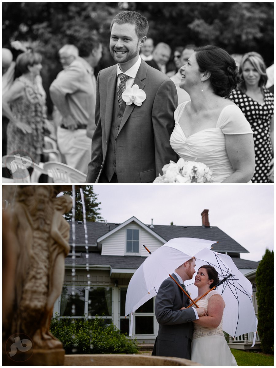 Adam and Stephanie - Picton Wedding Photography - Waring House Wedding - Prince Edward County Wedding Photographer