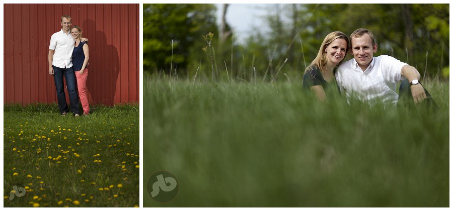 Nick and Carrie - Kingston Engagement Photography