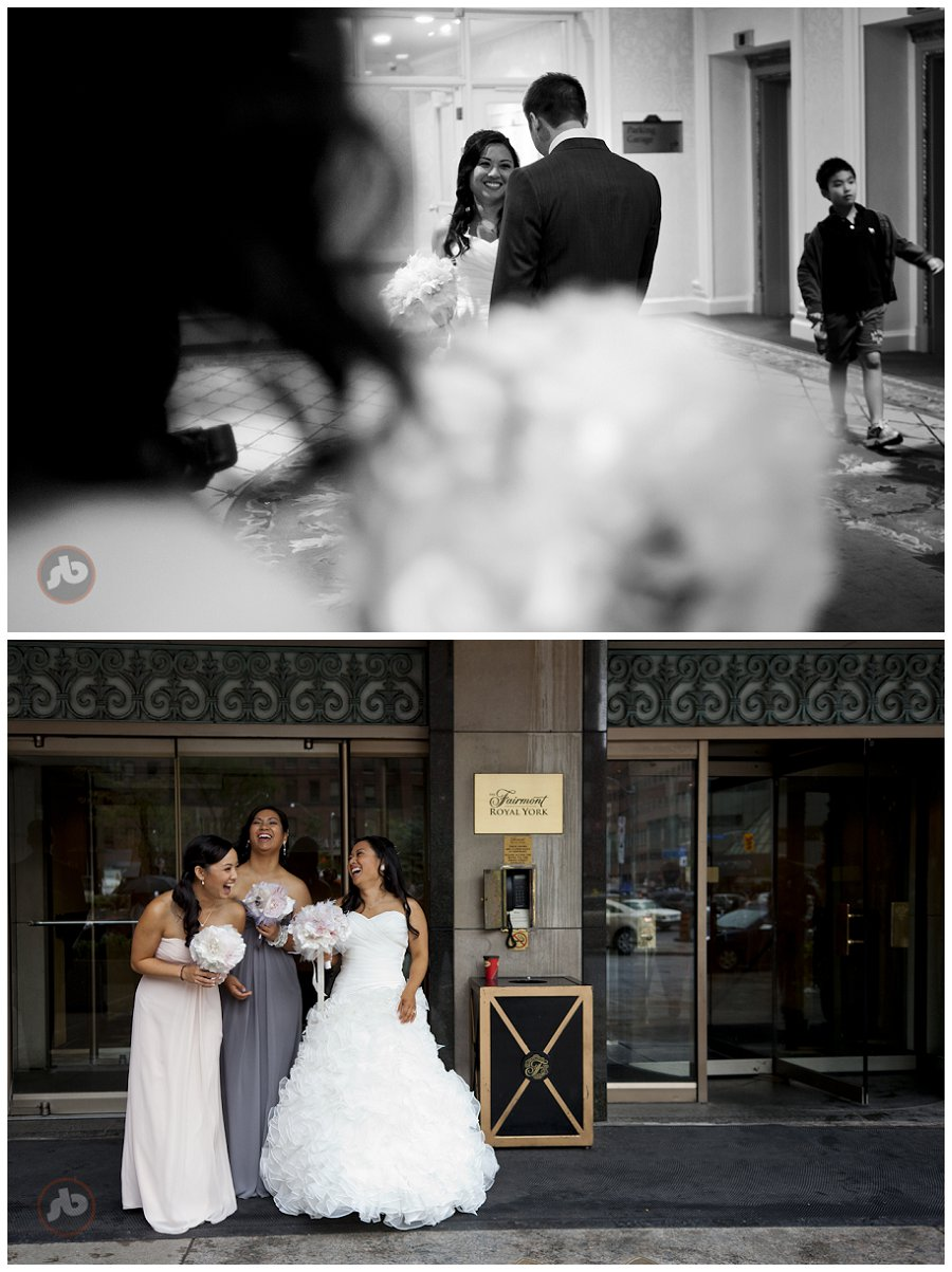 Thomas and Dorothy - Toronto Wedding Photography