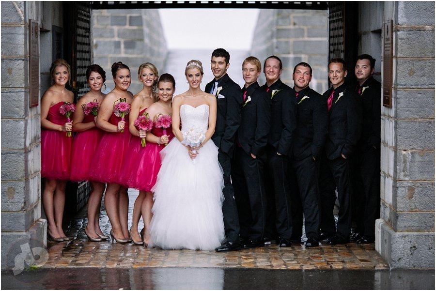 Jenny and Trevor - Kingston Wedding Photography