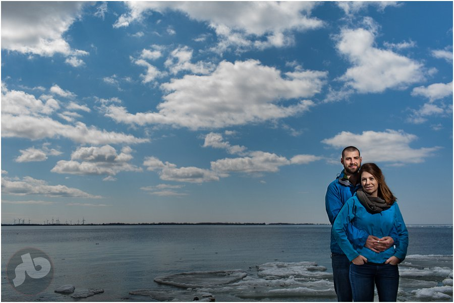 Rayna and Andrew - Kingston Engagement Photography