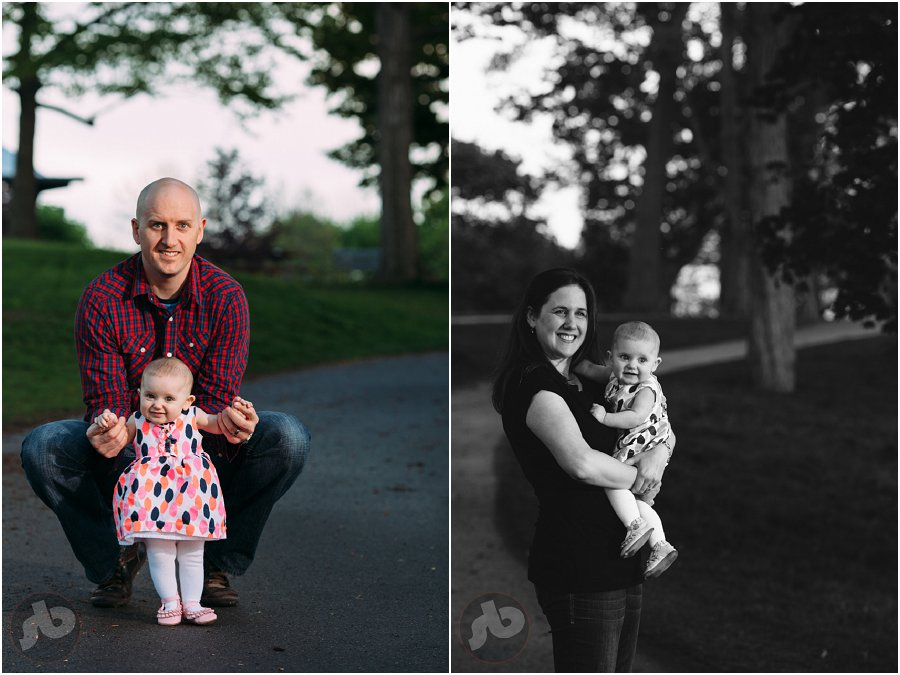the dunlops - kingston family photography