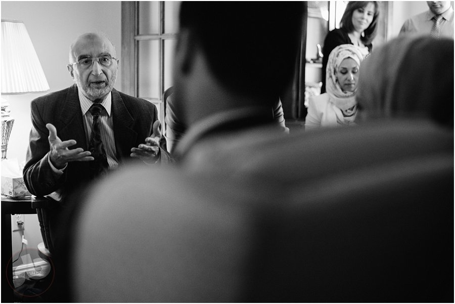 Amanie and Madjid - Kingston Wedding Photography