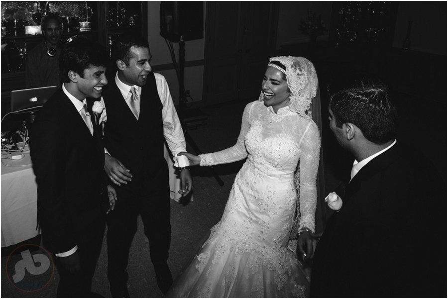 Amanie and Majid Kingston Wedding Photography RMC