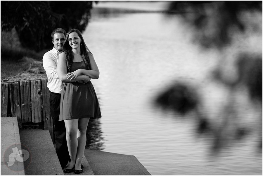 Beth and Andrew - Peterborough Engagement Photography