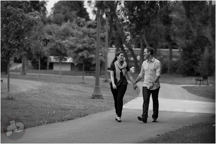 Meghan and Andrew - Kingston Engagement Photography