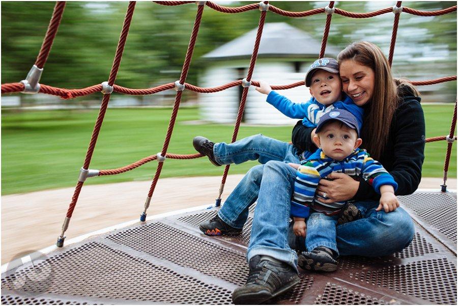 The Rogall Family - Kingston Family Photography