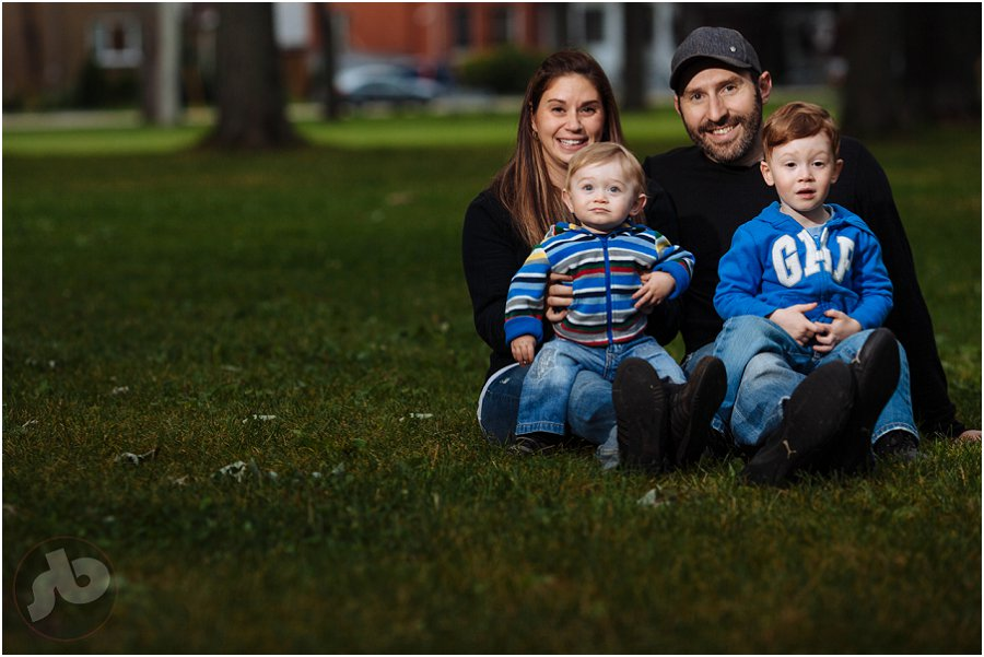 The Rogall Family - Kingston Family Photography