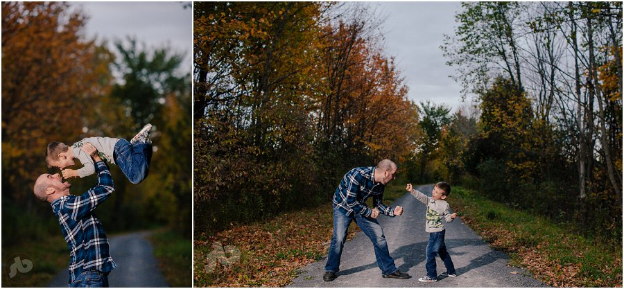 Kingston Family Photography - Adam Rebecca and Owen