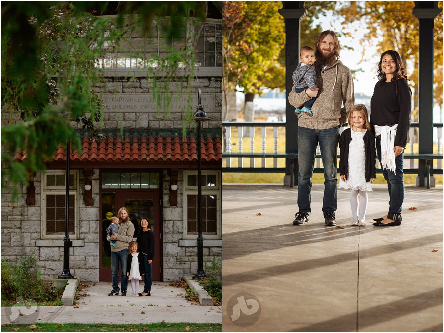 Kingston Family Photography - The Sweets at Murney Tower