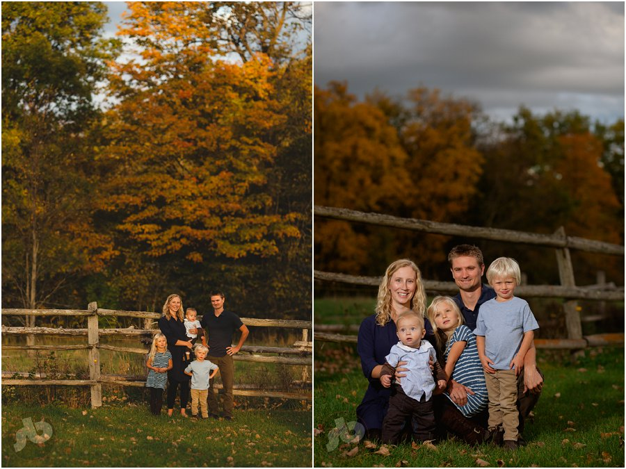 Napanee Family Photography - Susannah and Kevin