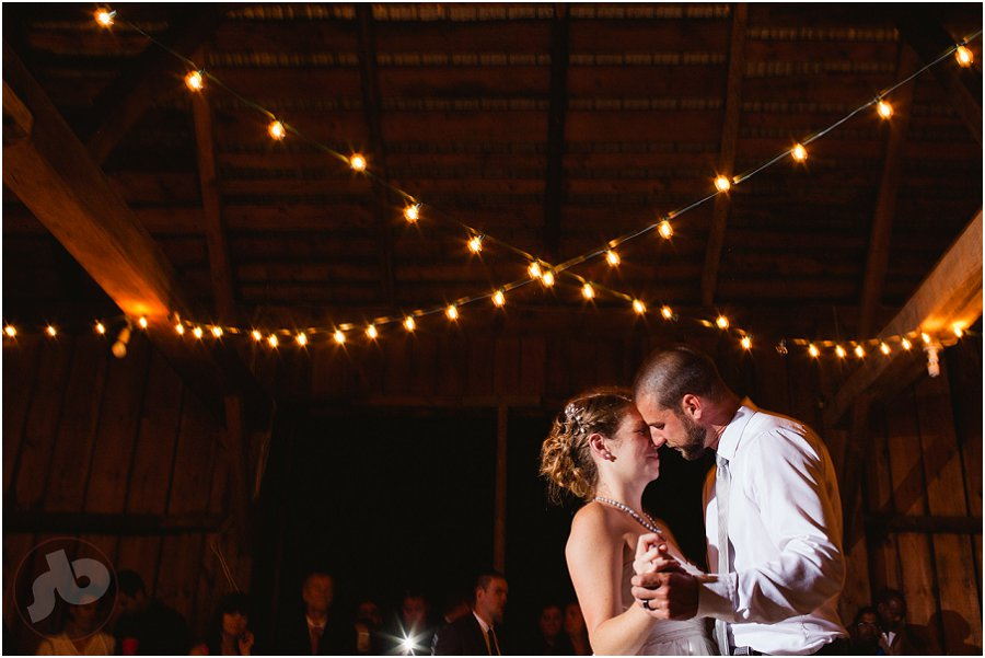 Rayna and Andrew - Kingston Wedding Photography - Leopard Frog Barn