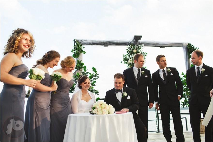 Beth and Andrew - Waupoos Estates Winery Wedding - Picton Wedding Photography - Prince Edward County Wedding Photography