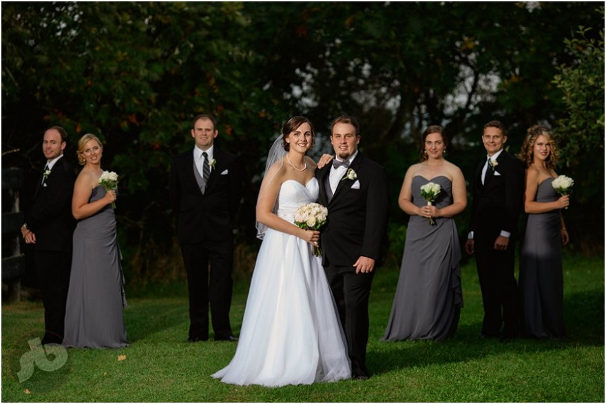 Waupoos Estates Winery Wedding - Prince Edward County Wedding Photography - Beth and Andrew - Picton Wedding Photography