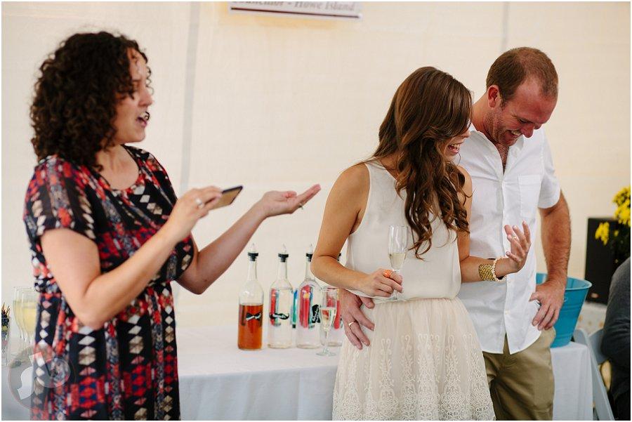 Jenny and Owen - Kingston Wedding Photography - Howe Island Wedding