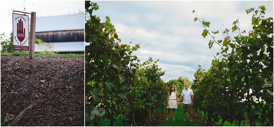 Jenny and Owen - Kingston Wedding Photography - Howe Island Wedding