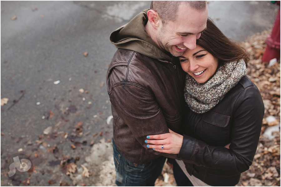 Stephanie and Colin - Gananoque Engagement Photography - Kingston Wedding Photography