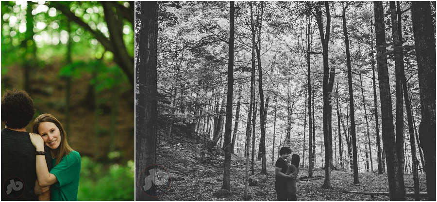 Rachel and Kevin - Kingston Engagement Photography - Kingston Wedding Photographer SB Images