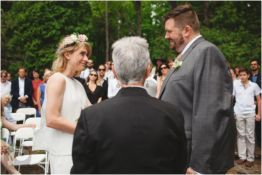 Kingston Wedding Photographer - Cottage Wedding - Penny and Jarrett
