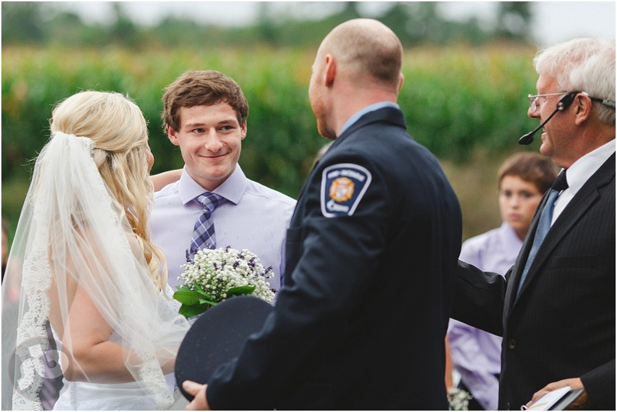 Prince Edward County Wedding Photographer - The Mill House Wedding - Jenna and Ryan
