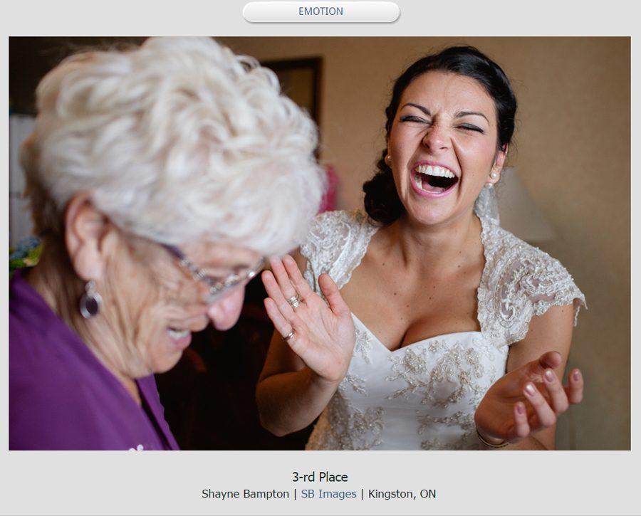 SB Images Kingston Wedding Photographer Award Winning Wedding Photography - Emotion