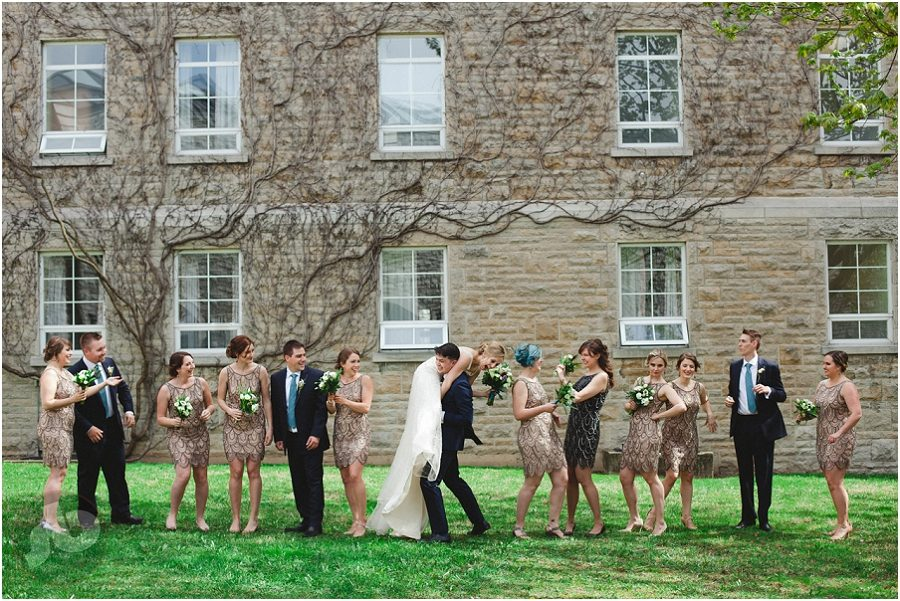 Kingston Wedding Photographer - Ban Righ Hall Queen's university