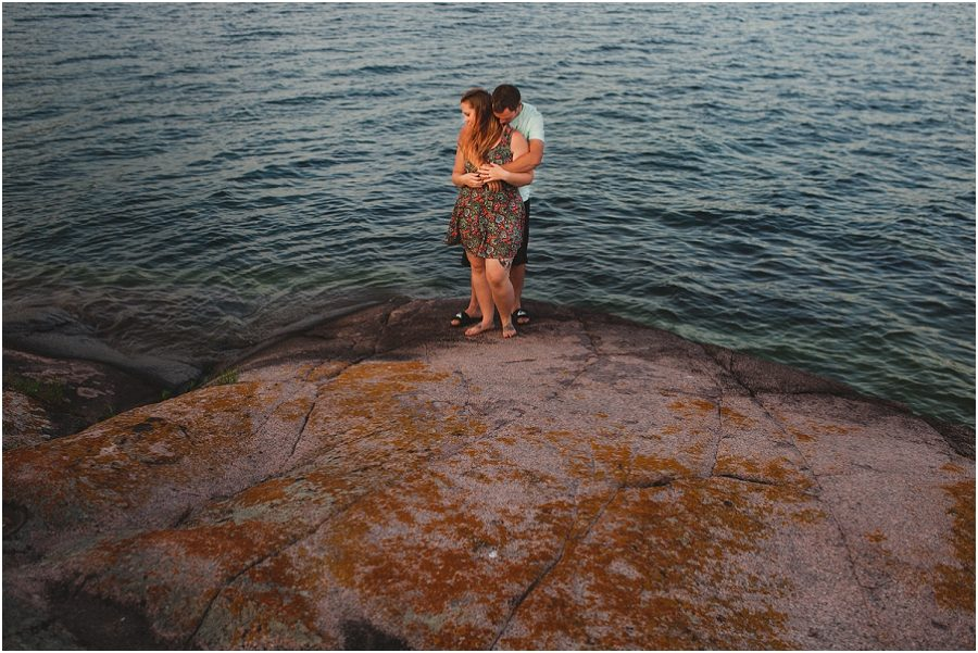 kingston engagement photography - kingston engagement photographer - price edward county wedding photographer