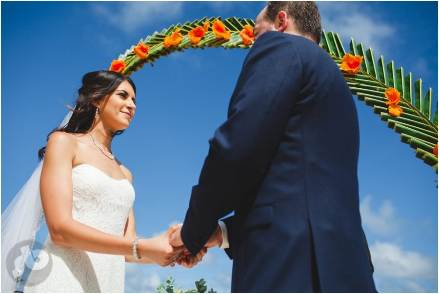 kingston wedding photographer - punta cana wedding - destination wedding photographer - riu palace bavaro