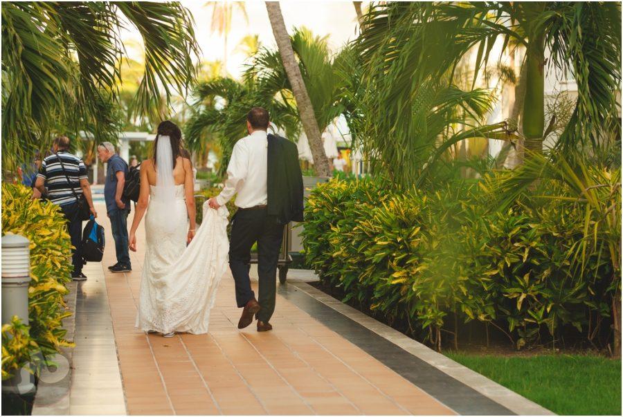 kingston wedding photographer - punta cana wedding - destination wedding photographer - riu palace bavaro