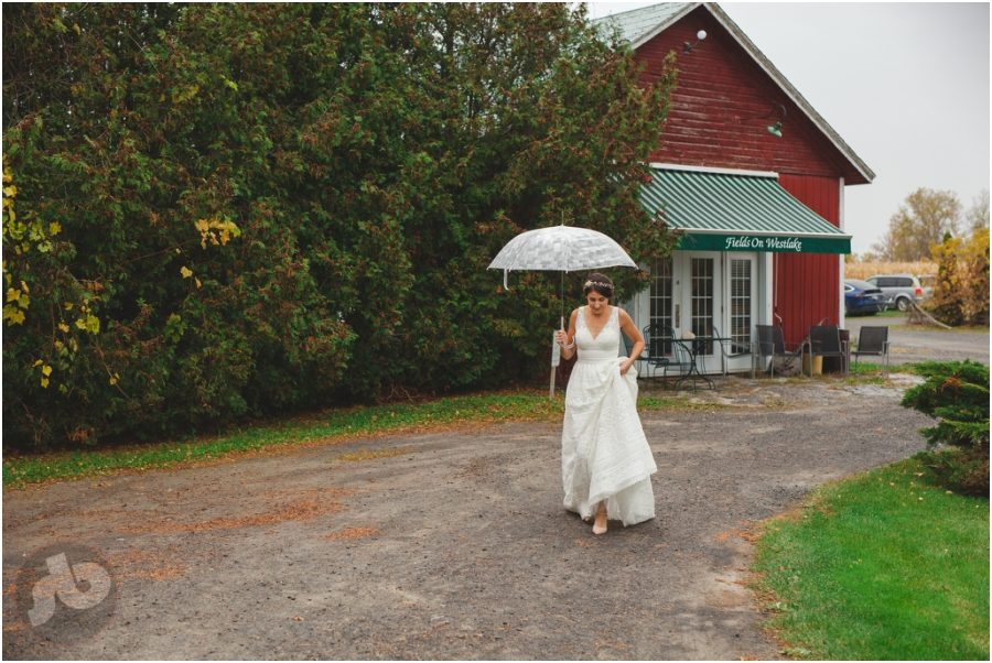 prince edward county wedding photographer - fields on west lake wedding