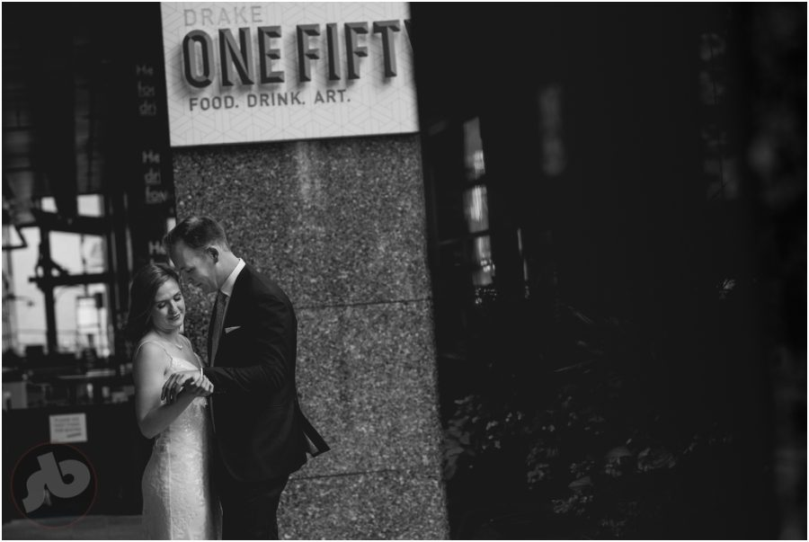 kingston wedding photographer - drake one-fifty wedding