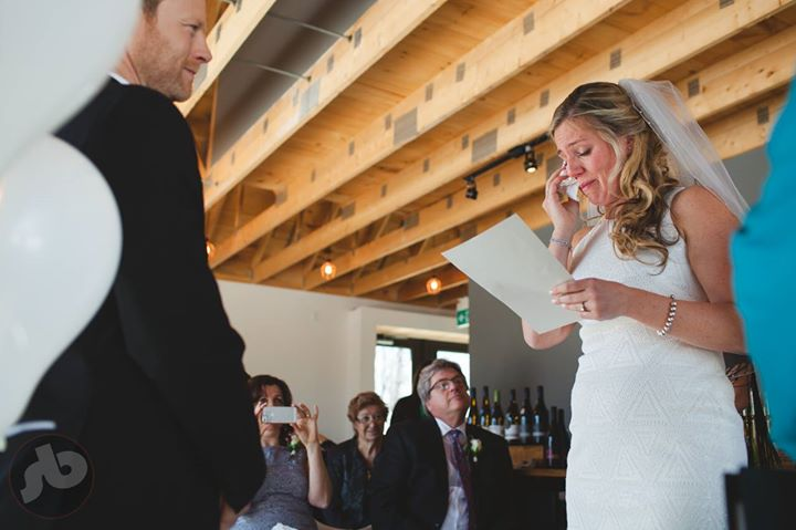 #oneshot from yesterday's elopement at Trail Estate Winery for Rachel and Gavin....